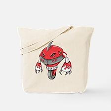 Red Robot Tote Bag