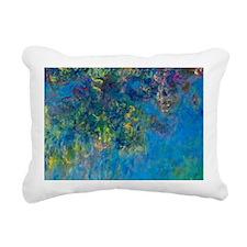 postcard Rectangular Canvas Pillow