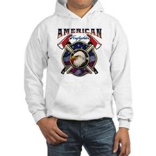 American Firefighter - Axes Hoodie