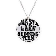 Shasta Lake Drinking Team Necklace