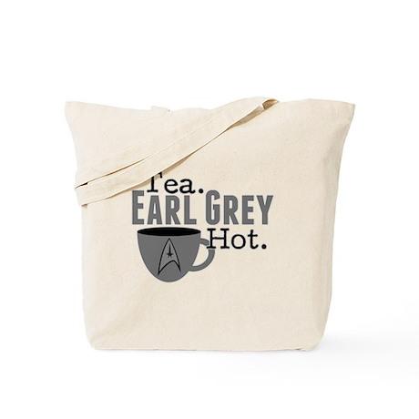 Tea Earl Grey Hot Tote Bag