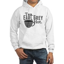 Tea Earl Grey Hot Hoodie