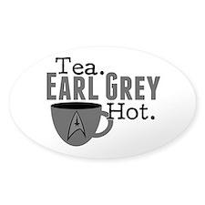 Tea Earl Grey Hot Decal