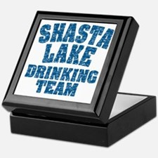 Shasta Lake Drinking Team Keepsake Box