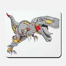 Robot Dinosaur Mousepad