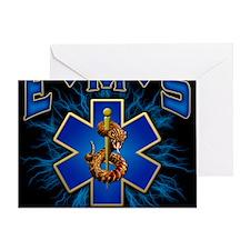 EMS Lightning Mousepad Greeting Card