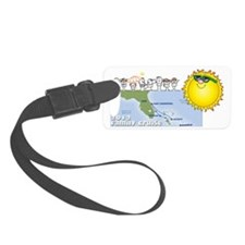 2012 Family Cruise Luggage Tag