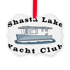Shasta Lake Yacht Club Ornament