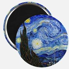 Van Gogh Magnet