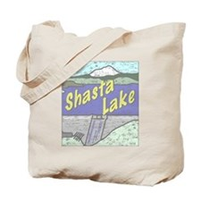 Three Shastas Tote Bag