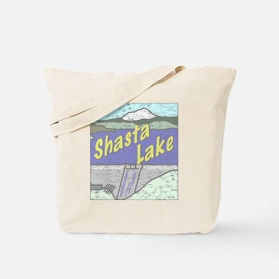 Three Shastas Tote Bag
