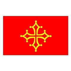 Languedoc Rectangle Decal
