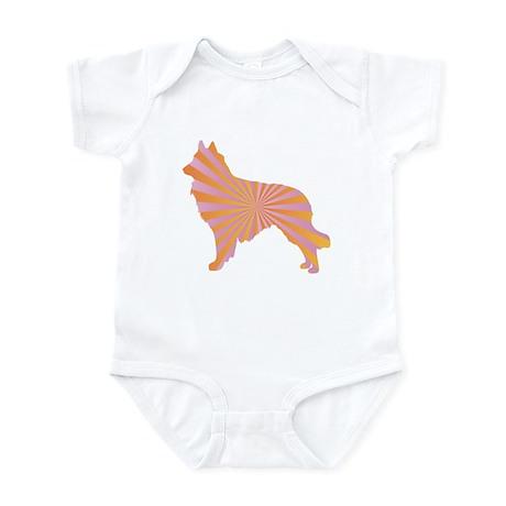 Tervuren Rays Infant Bodysuit
