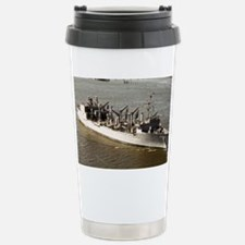 uss kansas city framed panel pr Travel Mug