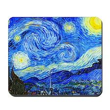 Van Gogh Mousepad