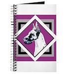 Harlequin Great Dane design Journal