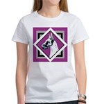 Harlequin Great Dane design Women's T-Shirt