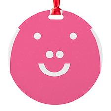 Happy pig Ornament