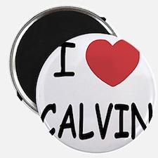 I heart CALVIN Magnet
