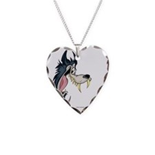 Lucky Wolf Right Necklace