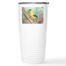 Gold Finch Travel Coffee Mug