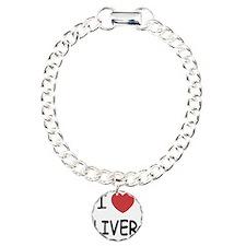 I heart liver Bracelet