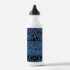 MARTA Blue LIne Water Bottle