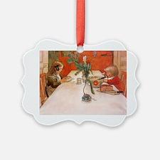 Scandinavian Breakfast Ornament