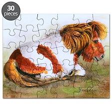 Little Cowboy - Small Puzzle