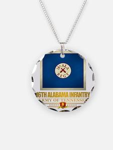 16th Alabama Infantry Necklace