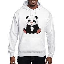 Cute Little Panda Hoodie