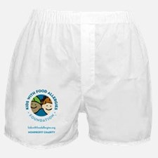 Green hat white background URL Boxer Shorts
