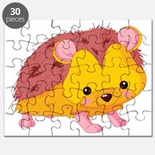 Cute Baby Hedgehog Puzzle