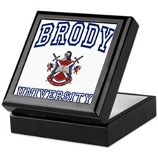 BRODY University Keepsake Box