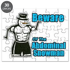 Abdominal Snowman Puzzle