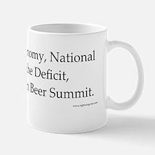 Beer Summit II Mug