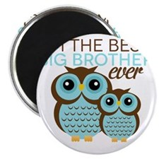 Im the Best Big Brother ever Magnet