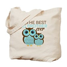 Im the Best Big Brother ever Tote Bag