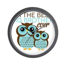 Im the Best Big Brother ever Wall Clock