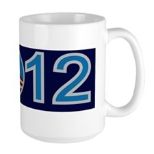 NO12 Vote NO 2012 Patriot Nation Mug