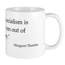 Problem with Socialism II Small Mug