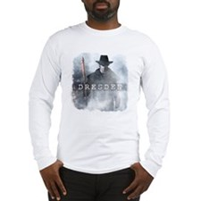 White Night shirt Long Sleeve T-Shirt