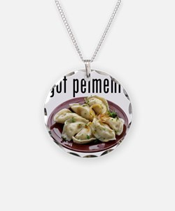 got pelmeni? Necklace