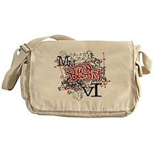 Final Destiny Messenger Bag
