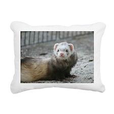 Buddy Pillow Case Rectangular Canvas Pillow