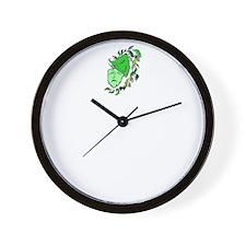 Key to Freedom 2 Wall Clock