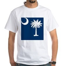 South Carolina Palmetto State Fla Shirt