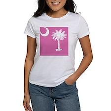 South Carolina Palmetto State Flag Tee