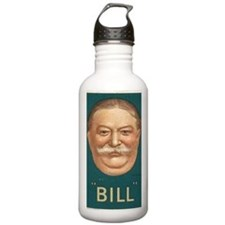 Taft for President Sports Water Bottle