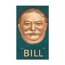 Taft for President Decal